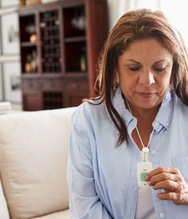 bigstock-Middle-aged-Hispanic-woman-at--278663476
